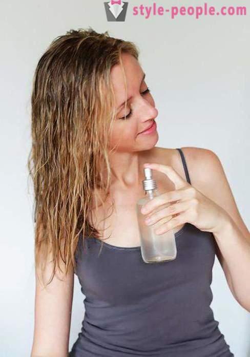 Spray pentru cresterea rapida a parului